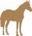 manège chevaux pays d'auge